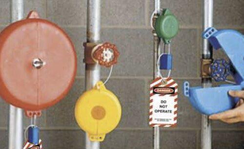 3. Blocatori pentru robineti cu sertar